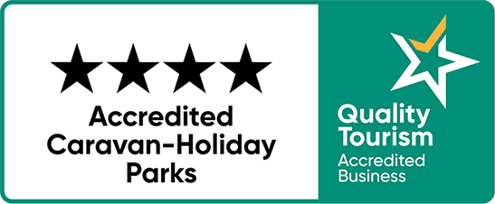 Quality Tourism Caravan Holiday Parks 4 stars